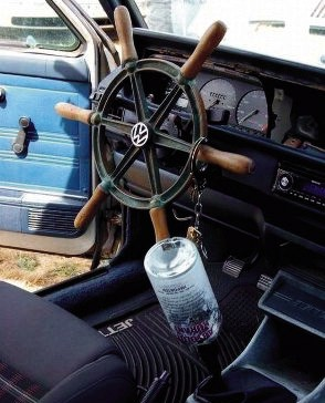 Accessories for the Designated Driver