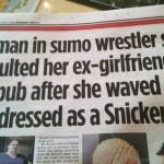 Best Actual Headlines