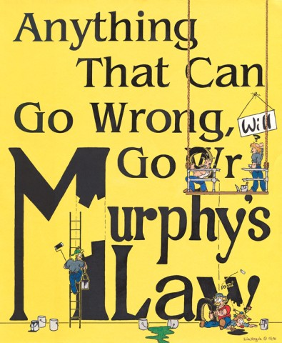 Murphy's Other Laws